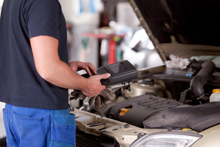 Engine fault diagnostics in Trimdon