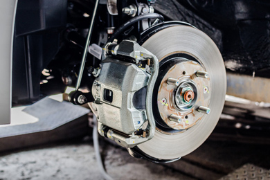 brake discs and pads repair and renewal in Trimdon