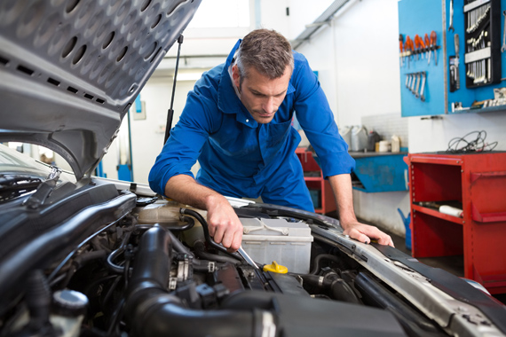 Engine Diagnostics in Trimdon